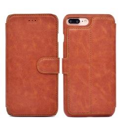 ROYBEN Plånboksfodral till iPhone 6/6S Plus Brun