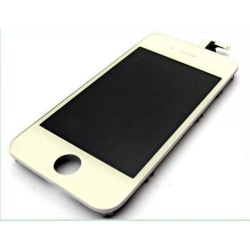 iPhone 4 LCD Display Skärm VIT (AAA+ kvalitet)