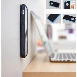 Praktiskt Anti-Gravity Silikon skal för iPhone 7 från FLOVEME Vit