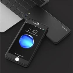 Skyddsfodral till iPhone X/XS Svart