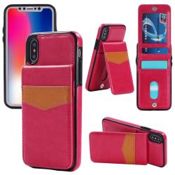 Stilrent Skal för nya iPhone X/XS Rosa