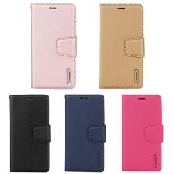 iPhone XR - Plånboksfodral i PU-Läder av Hanman Roséguld