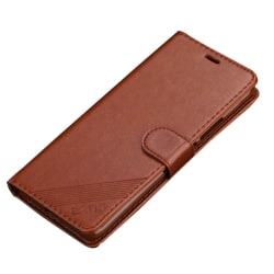 Effektfullt Skyddande Plånboksfodral - Huawei Mate 20 Pro Röd
