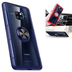 Skal - Huawei Mate 20 Pro (LEMAN) Svart/Silver