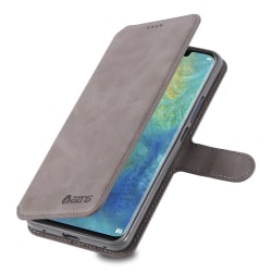 Plånboksfodral - Huawei Mate 20 Pro Grå