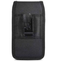 Skyddande Mobilväska för Större Mobiler Svart