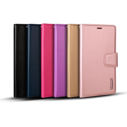 Skyddande Plånboksfodral - Samsung Galaxy Note10 Plus Svart
