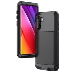 Stötdämpande (Heavy Duty) Skal - Samsung Galaxy Note10 Svart