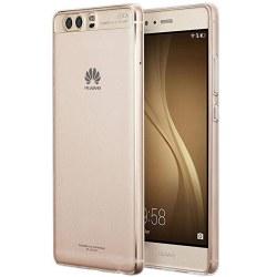 Genomtänkt Skyddsskal i Silikon - Huawei P10 Plus Transparent/Genomskinlig