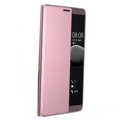 Huawei P30 - Elegant Smart View Fodral (NKOBEE) Grå