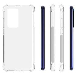 Skyddsskal - Huawei P40 Transparent/Genomskinlig