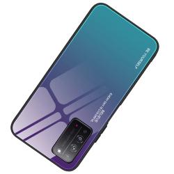 Skyddande Skal - Huawei P40 Blå/Rosa
