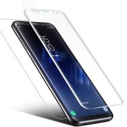 ProGuard S9+ Skärmskydd Fram- & Baksida 9H Nano-Soft Transparent/Genomskinlig
