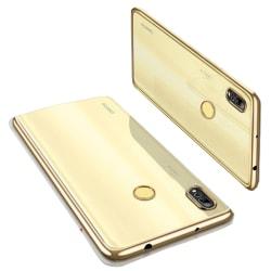 Huawei P Smart Z - Exklusivt Silikonskal Svart