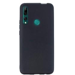Genomtänkt Matt Silikonskal (NILLKIN) - Huawei P Smart Z Svart