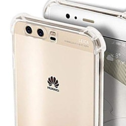 Robust Silikonskal - Huawei P10 Plus Transparent/Genomskinlig