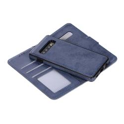 Stilrent Plånboksfodral - Samsung Galaxy S10 Himmelsblå