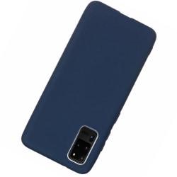 Stötdämpande NKOBEE Silikonskal - Samsung Galaxy S20 Ultra Svart
