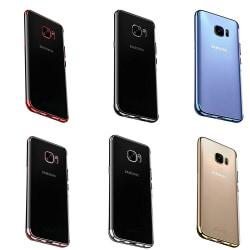 Skyddande Silikonskal Floveme - Samsung Galaxy S7 Roséguld