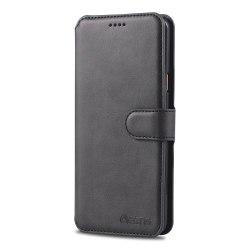 Samsung Galaxy S9 - Professionellt Stilrent Plånboksfodral Blå