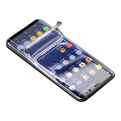 ProGuard S9+ Skärmskydd Nano-Soft Screen-Fit HD-Clear Transparent/Genomskinlig
