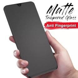 Samsung Galaxy A70 Matt Skärmskydd Anti-Fingerprints 9H 0,3mm Transparent/Genomskinlig