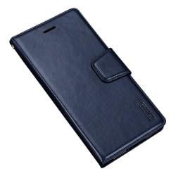 Samsung Galaxy S7 - Stilrent Läderfodral/Plånbok (Diary) Marinblå