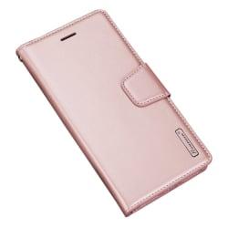 Smart Plånboksfodral till Samsung Galaxy S7 - från Hanman Roséguld