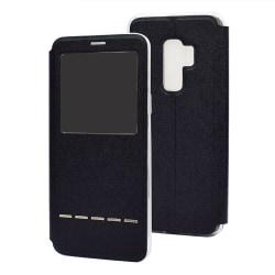 Smidigt Fodral (Smartfunktion) för Samsung Galaxy A8 2018 Roséguld