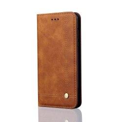 Stilsäkert Fodral med Plånbok för Huawei P20 Svart