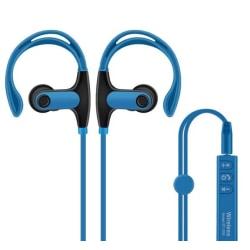 Wireless  Sport In-Ear 2 i 1 hörlurar med Bluetooth Rosa