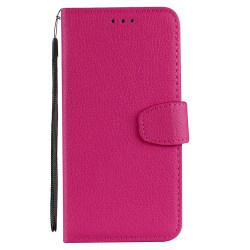 Huawei Y6 2018 - Elegant Praktiskt Plånboksfodral (NKOBEE) Rosa