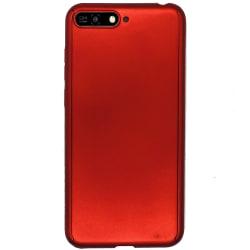 Stötdämpande Dubbelsidigt Skal FLOVEME - Huawei Y6 2018 Röd