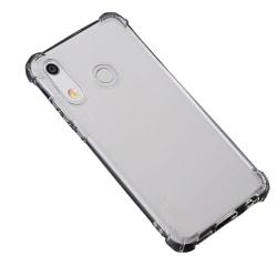 Professionellt Stöttåligt Silikonskal - Huawei Y6s Transparent/Genomskinlig
