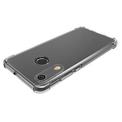 Skyddande FLOVEME Skal - Huawei Y6s Transparent/Genomskinlig