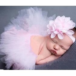 Gulligt Baby Set Rosa