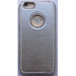 "Lyxigt skal i Silver med Strass Stenar (iPhone 6/6S 4.7"") Silver"
