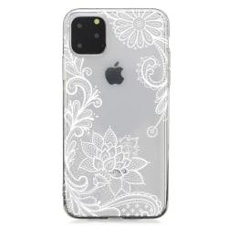 iPhone 11 PRO Spets Vit Spets Mandala Lace Drömfångare Henna Vit