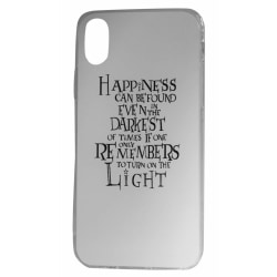 iPhone X / XS Happiness can be found.. - Harry Potter Dumbledore Vit