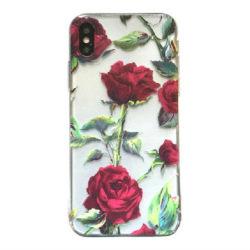 iPhone XS MAX Ros Rosor Blommor Roses Flower