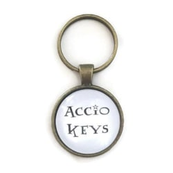 Nyckelring - Accio Keys - Harry Potter - Hermione Granger