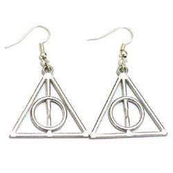 Örhängen - Deathly Hallows - Dödsrelikerna - Harry Potter Silver