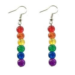 Örhängen - Pride - Pärlor multifärg