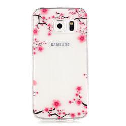 Samsung Galaxy S7 - Körsbärsblommor Cherry blossom Vit