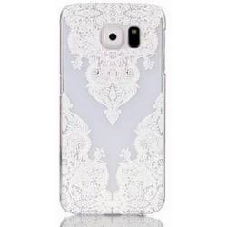 Samsung Galaxy S8 Mandala/Drömfångare Henna - V Vit