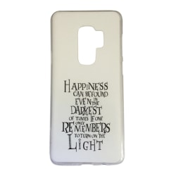 Samsung Galaxy S9 PLUS Happiness can be found... Harry Potter Vit
