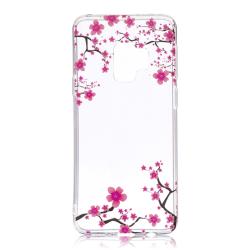 Samsung Galaxy S9 PLUS Körsbärsblommor Cherry Blossom Rosa Rosa