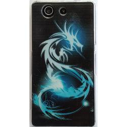 Sony Xperia X COMPACT - Drake blå/svart Blå
