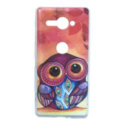 Sony Xperia XZ2 Compact Uggla Orange/röd Owl Djur Röd
