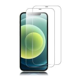 2-Pack - iPhone 12 Pro MAX Extra Stark Härdat Glas Skärmskydd